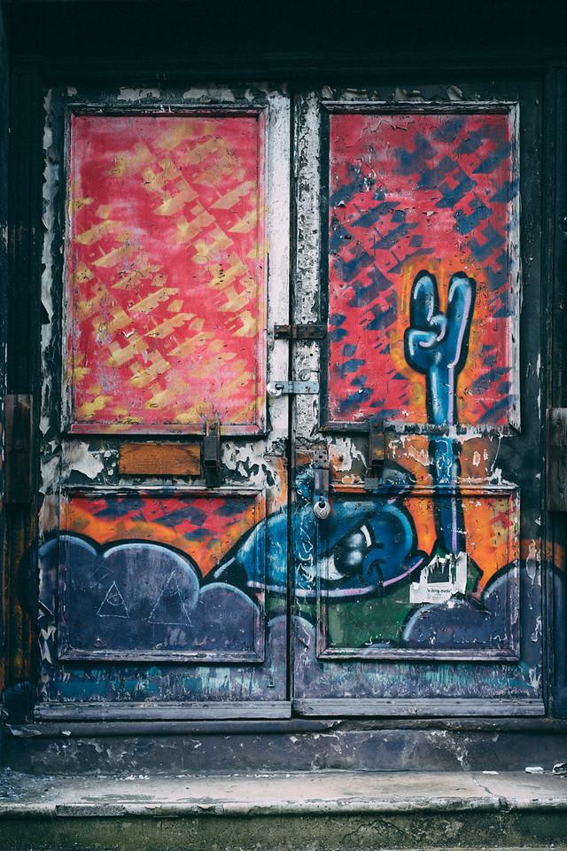Liverpool's doors