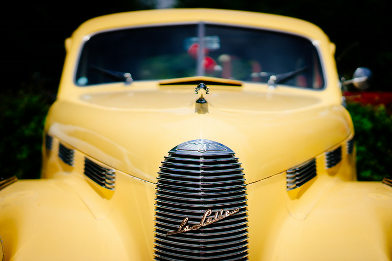 Yellow LaSalle