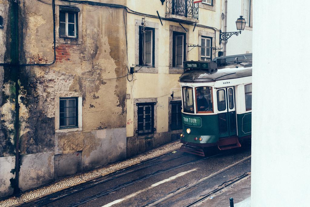 tram tour