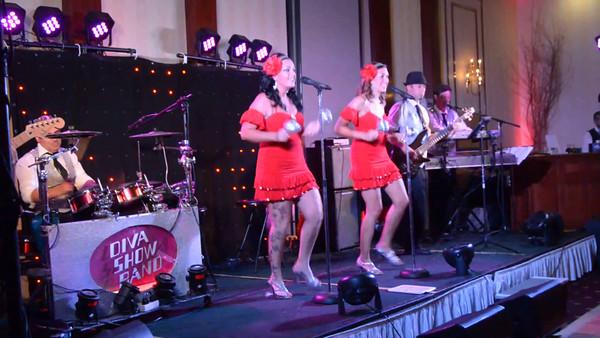 Diva Band an Show