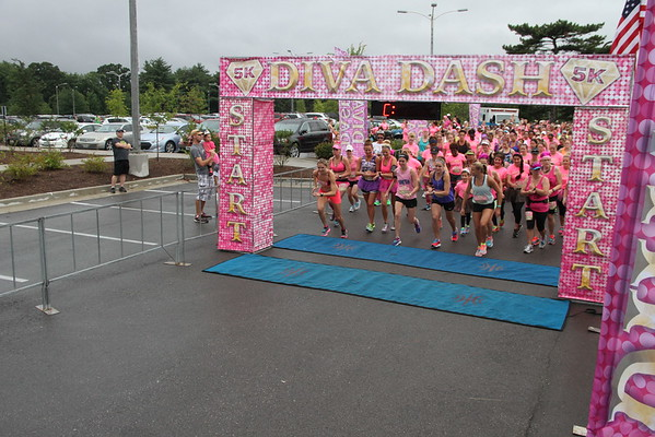 Diva Dash 5K St. Louis 2016