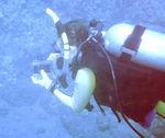 diana - underwater photographer