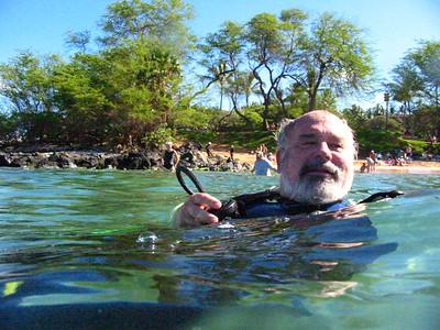 Mr Jim at Ulua Beach 20030222_211-1193_img