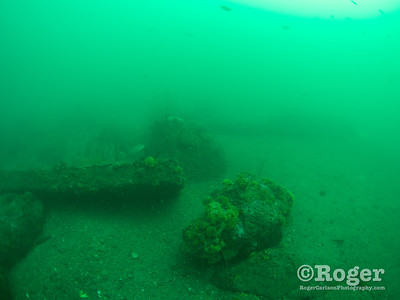 Pipefarm reef at Redondo Artificial Reef
