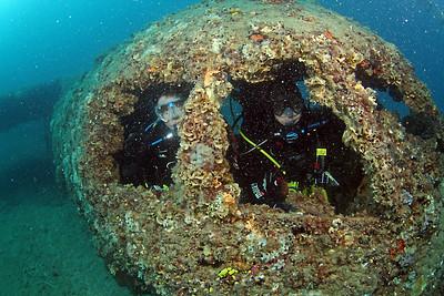 PLANE 2 ( Brenda ) Cochrane Artificial Reef, Queensland, Australia