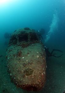 Plane 2 (Brenda)  Cochrane Artificial Reef, Queensland, Australia