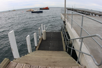 AA Flinders Jetty - entry platform