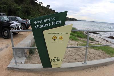 AA Flinders Jetty