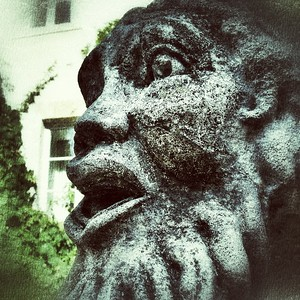 Ephemere / La tête au carré