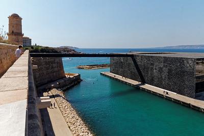 Fort St Jean & MUCEM