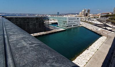 MUCEM & Villa Méditerranée