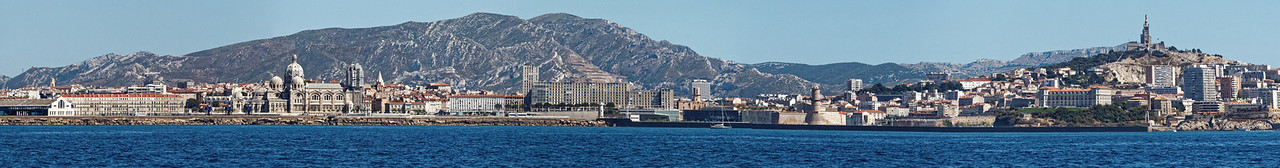 Marseille : Des Docks à ND de la Garde