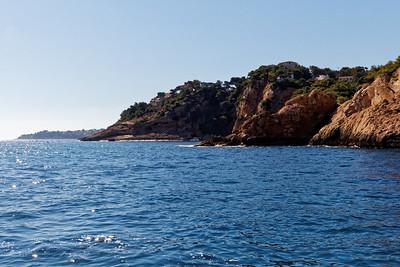 Côte Bleue : La Madrague de Gignac