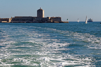 Martigues : le Fort de Bouc