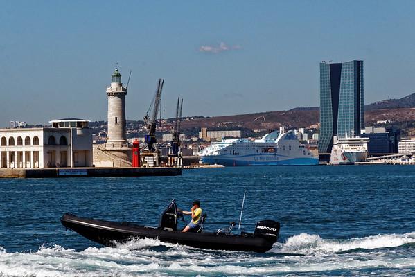 Marseille : La Joliette