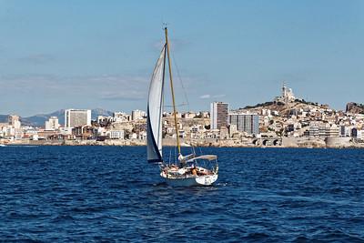 Marseille : la rade