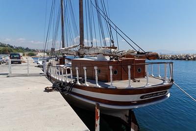 L'Estaque - Embarcadère des Corbières