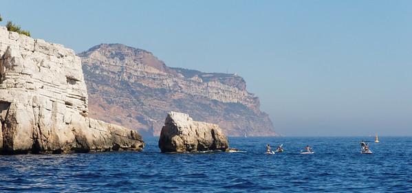 Pointe de la Cacau et Cap Canaille