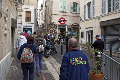 11-05 Visite de Marseille - Quartier du Panier