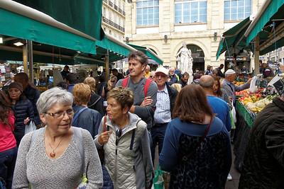 11-05 Visite de Marseille  - Rue d'Aubagne et Marché Noailles