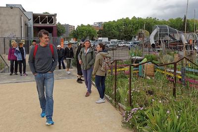 11-05 Visite de Marseille  - Friche de la Belle de Mai