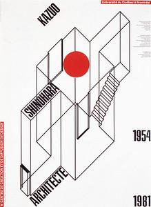 Bretelle / Alfred Halasa, KAZUO SHINOHARA, ARCHITECTE JAPONAIS, 1954-1981 , 1982