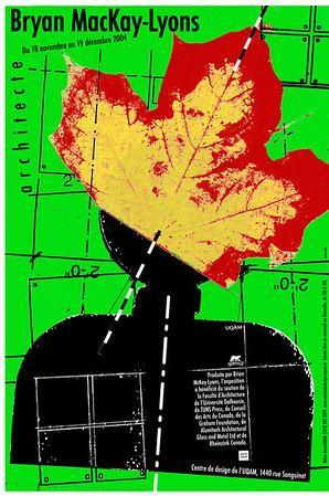 Alfred Halasa, BRIAN MACKAY-LYONS ARCHITECTE, 2004