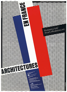 Bretelle / Alfred Halasa, ARCHITECTURES EN FRANCE. MODERNITÉ/POST-MODERNITÉ, 1984