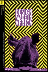 Alfred Halasa, DESIGN MADE IN AFRICA,  2006