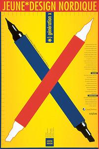 Alfred Halasa, JEUNE DESIGN NORDIQUE – GÉNÉRATION X, 2002