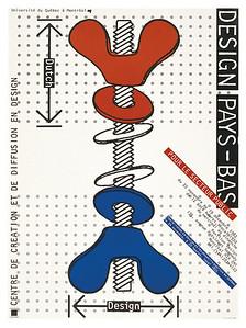 Bretelle / Alfred Halasa, DESIGN PAYS-BAS, 1982