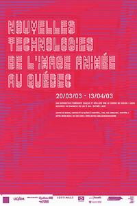 Alexandre Renzo, NOUVELLES TECHNOLOGIES DE L'IMAGE ANIMÉE, 2003