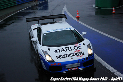 Super Series FFSA 2010