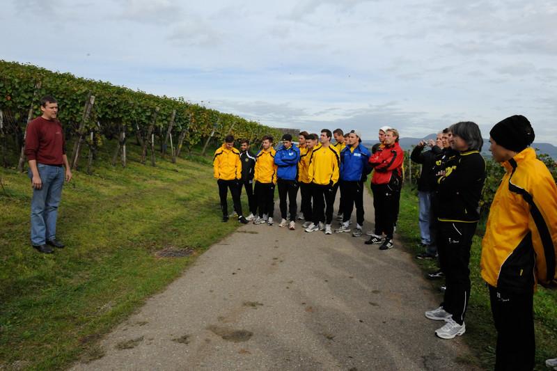 Herbsten mit dem FC SChaffhausen, 17.10.2012 © Reinhard Standke