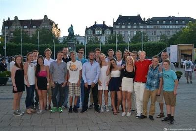 SSC - treningsleir i Sverige - juli 2011