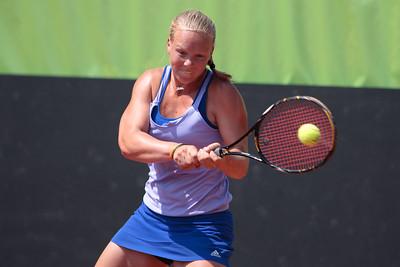 Kiki op Rotterdam Open 2010