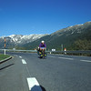"@RobAng 1993 - haute route pyrenees by bicycle - from the atlantic to the mediterranean over 20+ ""cols"""
