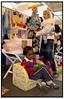 Luksus loppemarked Øksnehallen 2004.  Foto: Torben Christensen  København ©.  Foto: Torben Christensen  København ©