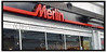 Butikker i København 2004 Merlin.  Foto: Torben Christensen  København ©