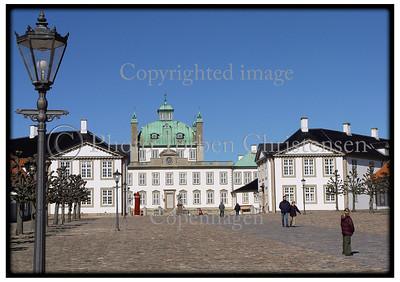 Fredensborg Slot 2004