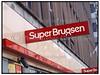 Superbrugsen logo  2004 Foto: Torben Christensen  København
