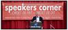 Mange mennesker var mødt op lørdag nov. 05.2005 for at høre Peter Brixtofte fra det nydannede parti, Velfærdspartiet, ved et Speakers Corner arrangement på Farum Bytorv, hvor de opstillede kandidater fik hver 10 minutter til præsenterer deres program. (Foto: Torben Christensen / Scanpix 2005) . Foto: Torben Christensen  København ©  Ayoe Bryndis
