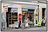 Kiosk. Foto: Torben Christensen  København ©