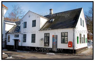 Bygningerne i Brede i Vintersne 2005