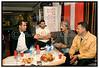 Debat om Tyrkiet i EU i tyrkisk klub i Roskilde.  Foto: Torben Christensen  København ©