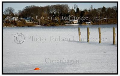 Farum Sø med Is 2005