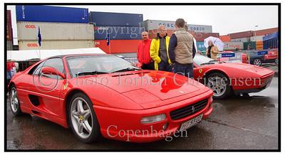 Ferrari biler 2005