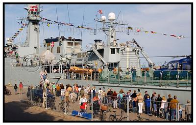Flådebesøg Langelinie 2005