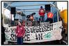 Hash demo på Rådhuspladen maj 2005. Foto: Torben Christensen  København ©  Ayoe Bryndis