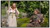 Pinsesøndag d. 15. maj 2005 var der premiere på det forrygende teaterstykke 'Bondepigens Brudefærd' på Frilandsmuseet i Lyngby nord for København. Stykket kan byde på både en grønklædt Åmand i skikkelse af Morten Eisner, rigmænd, en smed og selvfølgelig en giftelysten bondepige spillet af Hanne Fogh Pedersen. Desuden medvirker Jesper Pedersen og Kristian Holm Joensen i forestillingen, der kører frem til den 2. juni. (Foto: Torben Christensen/Scanpix 2005). Foto: Torben Christensen  København ©  Ayoe Bryndis